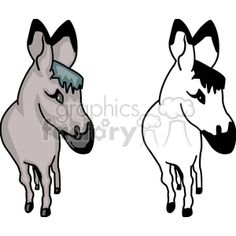 animals donkey donkeys jackass 5 donkey gif clip art animals horse rh pinterest com