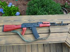 Waffen Werks AK-74