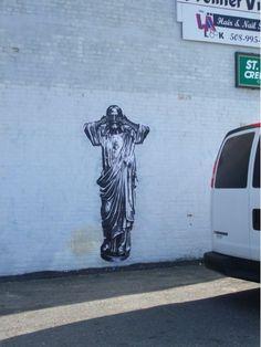 peek-a-boo Jesus