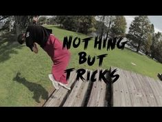 Nothing But Tricks - Rilla Hops - Parkour Norvell, Skill Training, Parkour, Drills, Running, Videos, Sports, Free, Outdoor