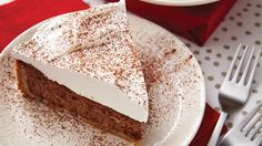 Rich chocolate cheesecake packs an unexpected kick in this creamy and decadent dessert. Easy Cake Recipes, Cupcake Recipes, Cupcake Cakes, Dessert Recipes, Cookie Dough Ingredients, Cream Cheese Rolls, Pillsbury Recipes, Chocolate Cheesecake, Christmas Desserts