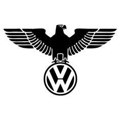 Volkswagon Eagle Sticker Decal Vinyl VW Golf GTI Jetta Bettle Passat EOS R32 CC BLACK 247Skins http://www.amazon.com/dp/B00ERYNWVE/ref=cm_sw_r_pi_dp_8izfvb1838PE2