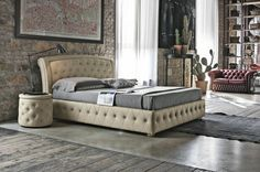 great design from the bedroom upholstered bed with bed box