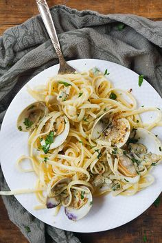 with clams chorizo and roasted tomatoes see more linguine with clams ...