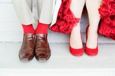 Wedding Color - Pantone Fiesta