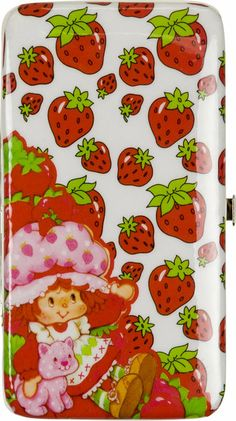 Strawberry Shortcake Hinge Wallet