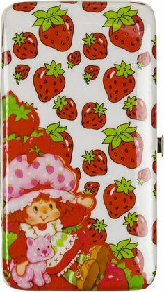 Strawberry Shortcake Hinge Wallet