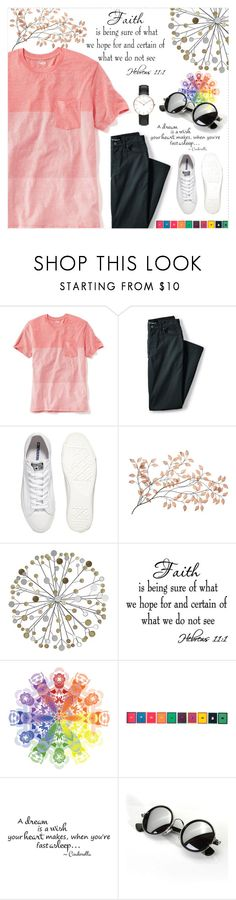 """The colors in men's fashion!"" by salihovic-nihad ❤ liked on Polyvore featuring Old Navy, Lands' End, Converse, House Of Voltaire, Daniel Wellington, men's fashion and menswear"