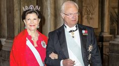 Kong Carl Gustaf og dronning Silvia fejrer jubilæum i dronning Ingrids barndomshjem