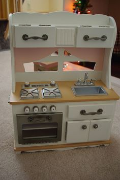 our generation kitchen painted american girl