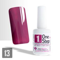 """Allepaznokcie """"One Step"""" Color Gel UV/LED 3in1 #13"""