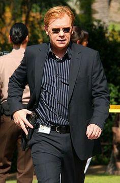 "David Caruso as Horatio Caine, Jordan Belfi as Neil PalmerPhoto by:Monty Brinton/CBS    CSI: Miami - Season 7 - ""Dead on Arrival"" - David Caruso as Horatio Caine  David Caruso as Lt. Horatio Caine in CSI Maiami"