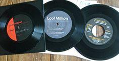 Cool Million 45's Vinyl