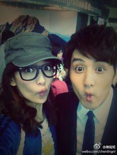 Annie Chen & George Hu - Love, now Filming George Hu, Love Now, Watch Full Episodes, Korean Drama, Chen, Annie, All Star, Dramas, Japanese