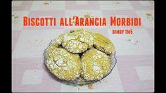 Biscotti all'Arancia Morbidi  -bimby tm5-  Giusy 66.