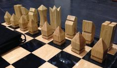 Cubistic chess