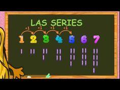 En este vídeo se explican las secuencias numéricas mediante una muñeca, lo que llamará más la atención a los niños/as.