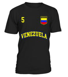 """# Venezuela Shirt Number 5 Soccer Team Sports Playera Futbol .  Special Offer, not available in shops      Comes in a variety of styles and colours      Buy yours now before it is too late!      Secured payment via Visa / Mastercard / Amex / PayPal      How to place an order            Choose the model from the drop-down menu      Click on """"Buy it now""""      Choose the size and the quantity      Add your delivery address and bank details      And that's it!      Tags: Venezuela Soccer Team…"""