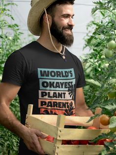 Do you love plants, nature and gardening, then check out this plant parent design. This fun quote shirt which will make a great gift for your friends and family. Your mom and dad will love this one for working in the garden. This t-shirt and more products now available. #garden #outdoor #plants #shirt #proud #humor #cactus #PlantParent Reading 2016, Outdoor Plants, Shirts With Sayings, Mom And Dad, Funny Shirts, Female Models, Best Quotes, Classic T Shirts, Cactus