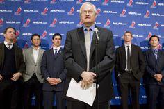 Bernie: NHL pushes fans too far again : Stltoday