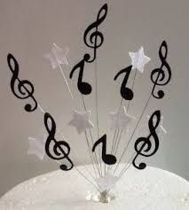 Trendy Ideas for music theme birthday cake party ideas Music Centerpieces, Music Party Decorations, Party Centerpieces, Music Party Themes, Music Theme Birthday, Music Themed Parties, Cake Birthday, 50th Party, Birthday Parties