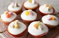 Mary Berry's iced fairy cakes and loads of other Great British Bake Off recipes