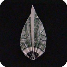 Money Leaf- Nov Scouts- Collecting money for charity- make leaves and build a tree of charity
