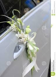 Photo about Flowers on a white wedding car. Image of flower, green, arrangements - 19424347 Beach Wedding Aisles, Wedding Stage, Wedding Cars, Bridal Car, Wedding Car Decorations, Just Married, Wedding Flowers, Inspiration, Rolls Royce