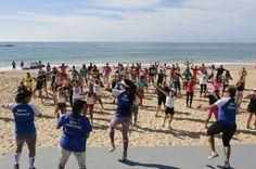 Fest Verão Esportivo anima orla de Macaé