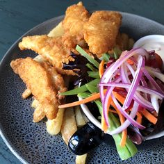 Panko Crumbed Whiting Fillets at The Verandah Newcastle Cafe Panko Crumbs, Newcastle, Lunch, Chicken, Meat, Breakfast, Food, Morning Coffee, Eat Lunch