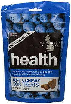 Isle of Dogs Health Soft Chew Dog Treat, 7-Ounce Isle of ... https://www.amazon.com/dp/B00ANZUG92/ref=cm_sw_r_pi_dp_x_RxVbybA9NMHH5