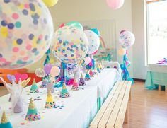 Princess Dress Up Birthday Party