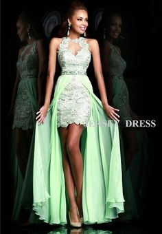 ED076 2014 New Princess Style Asymmeterical Floor-Length Sleeveless Long Dress Party Evening Elegant Free Shipping DHL