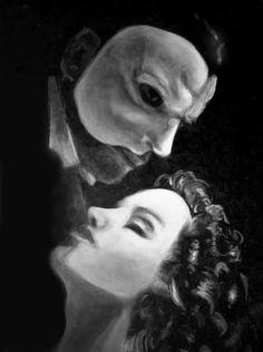 Phantom of the Opera Print
