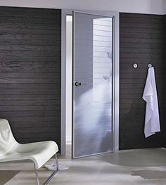 Custom Glass Doors & Contemporary Interior Glass Doors by EFI