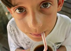 Violent Children May Have Sodas to Blame