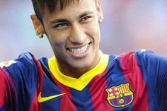 Neymar is only 22 years old and he's already become South American Footballer of the Year TWICE, in 2011 and 2012, which means he's kind of a big deal.