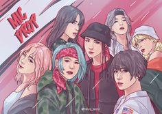 Mic Drop - BTS girl ver.