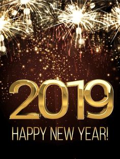 happy new year 2018 quotes happy new year 2019 ecard greeting photo