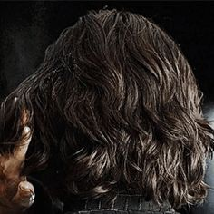 OH MY WORD A CLOSE UP OF THEM DOING ADAM'S HAIR AS KYLO *SCREECHES AND DIES*