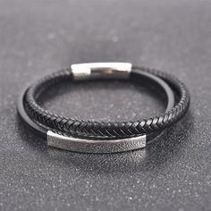 Bracelets For Men, Bracelet Men, Silver Bracelets, Silver Jewelry, Male Jewelry, Silver Rings, Beaded Bracelets, Men Necklace, Nameplate Necklace