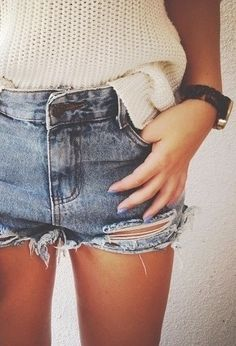 Shorts, 20£ at ebay.co.uk - Wheretoget | High waisted shorts ...
