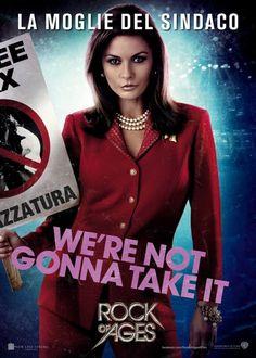 Catherine Zeta Jones: la moglie del sindaco!