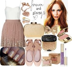 """""""A Gorgeous Night Outfit"""" by lychmacalincag on Polyvore"""