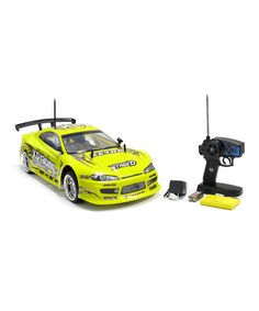 Look what I found on #zulily! Nissan Silvia Drift GT Remote Control Car #zulilyfinds