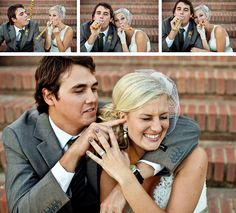 I feel like my future husband and I will have a lot of goofy pictures like this :)
