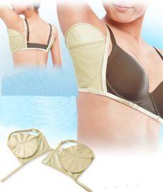 New Sweat Pad Antiperspirant Underarm Armpit Guard Sheet Shield Bra Absorb Stain
