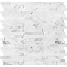 MSI Calacatta Marbella Peel and Stick 12 in. x 12 in. x 6 mm Honed Marble Mosaic Tile sq. - The Home Depot Self Adhesive Backsplash Tiles, Peel Stick Backsplash, Peel And Stick Tile, Stick On Tiles, Kitchen Backsplash, Kitchen Fixtures, Mosaic Wall Tiles, Marble Mosaic, Mosaics