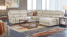 cindy crawford living room. Cindy Crawford Home Breckenridge Hills Stone 6 Pc Reclining Sectional  Living Room Sets Beige Shop for affordable at Rooms To Go