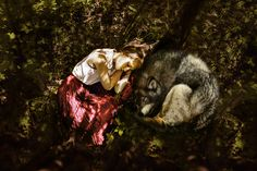 Laura Zalenga is a fine art & portraits photographer from Munich, Germany. She started taking photos at the age of 18 and quickly noticed that photography She Wolf, Wolf Girl, Fantasy World, Fantasy Art, Wolf Hybrid, Wolf Photography, Amazing Photography, Dark Power, Instagram Prints